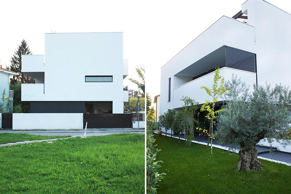 Private villa Ravenna